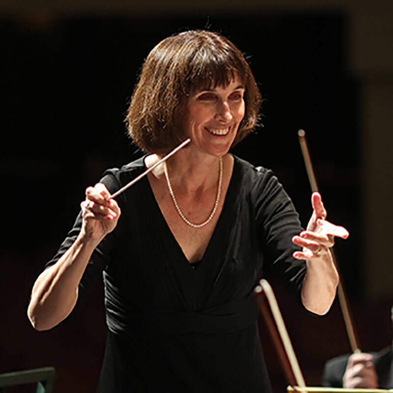 Anne Harrigan, Music Director