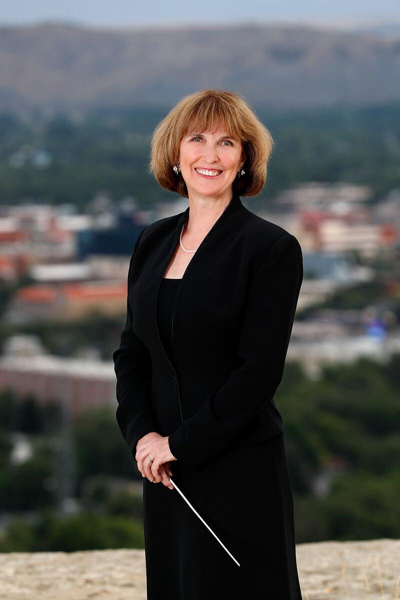 Anne Harrigan, Music Director
