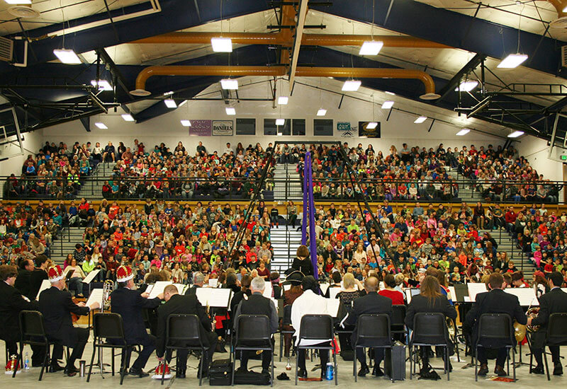 BSOC School Concert for Stillwater and Carbon County