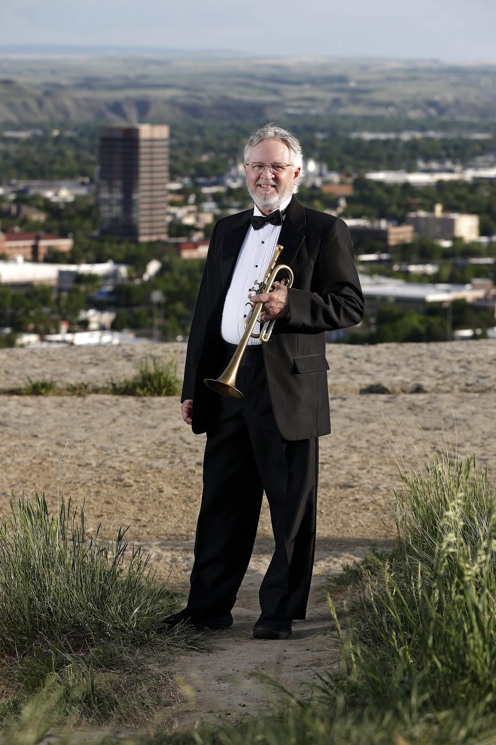 Mark Fenderson, Principal Trumpet